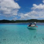 座間味島ではじめてのボートシュノーケル 海の透明度の高さに感動&ウミガメも・・・