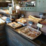 【おんなの駅】海が見えるお気に入り休憩スポット カフェ利用も可能なパン屋さん アチココ