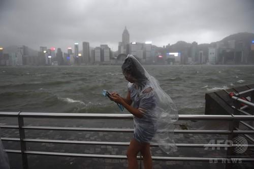 香港で台風のこと 基本的に知っておきたいこと