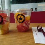 【香港旅行】いつものように朝フルーツが食べたい Pret A Manger@東涌(トンチョン) 2017年9月 3泊4日