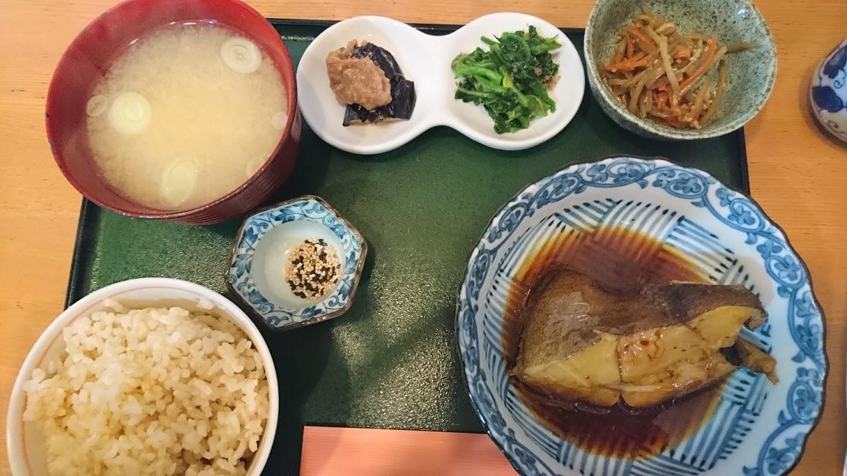 【閉店】【須磨】煮魚の美味しさに感動 ここに通うと决めました「和釜キッチン 畑屋」