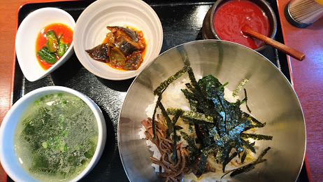 【長田】JR新長田駅徒歩5分 カウンター席アリで気楽におひとりさま 韓国料理店 せっとん