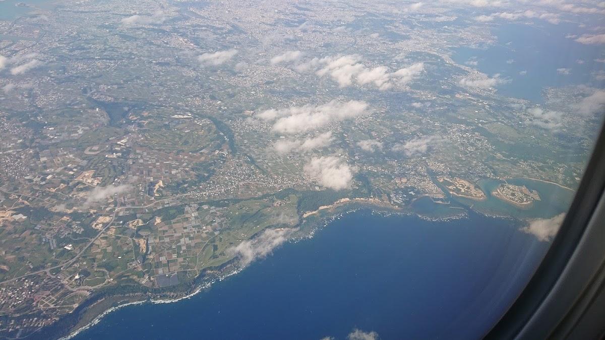 【宜野湾市での生活】米軍基地と生活の距離が近い宜野湾市に住み始めて【暮らし始めて2週間】