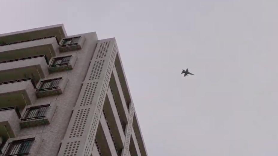 【沖縄基地問題】北谷エリアで爆音に遭遇 米軍の戦闘機?? 騒音について宜野湾市に暮らす私が思うこと【動画あり】