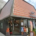 琉球銘菓 三矢本舗 恩納店 サーターアンダギーでほっと一息