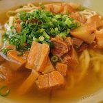 恩納村の人気沖縄そば店 自家製麺「なかむらそば」がこんなに美味しいなんて