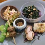 【神戸】おひとりさまでもカウンターで 旬の旨いものをいただく 魚菜きし【ミシュラン神戸2011・2012】