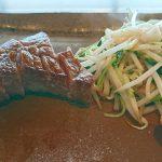 【神戸】ステーキハウス オリエンタル(メリケンパークオリエンタルホテル)で海が見えるお席で鉄板焼きランチ