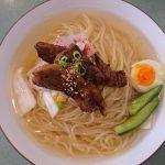 【長田】冷麺が食べたくなって伺いました 長田の人気店 元祖 平壌冷麺屋 本店 (ヘイジョウレイメンヤ)