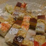【京都】八坂神社の目の前 祇園「いづ重」で上箱寿司に舌鼓 サバ寿司は持ち帰りで