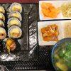 【長田】ランチタイム禁煙が嬉しい 長田の人気韓国料理店 コリアンダイニング「サムサム」でキンパ定食