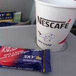 【スカイマーク】神戸→沖縄のフライトは、SKY595便 Nestleとのコラボレーションも