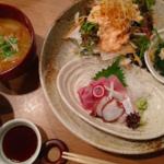 【神戸・三宮】美味しい魚をいただきたいときに たっぷり野菜のボリュームランチ くりや二幸
