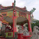 香港パワースポット 〇〇するとお金に一生困らないと言われる神様もいる 淺水灣 (レパルスベイ)天后廟(ティンハウミュウ)