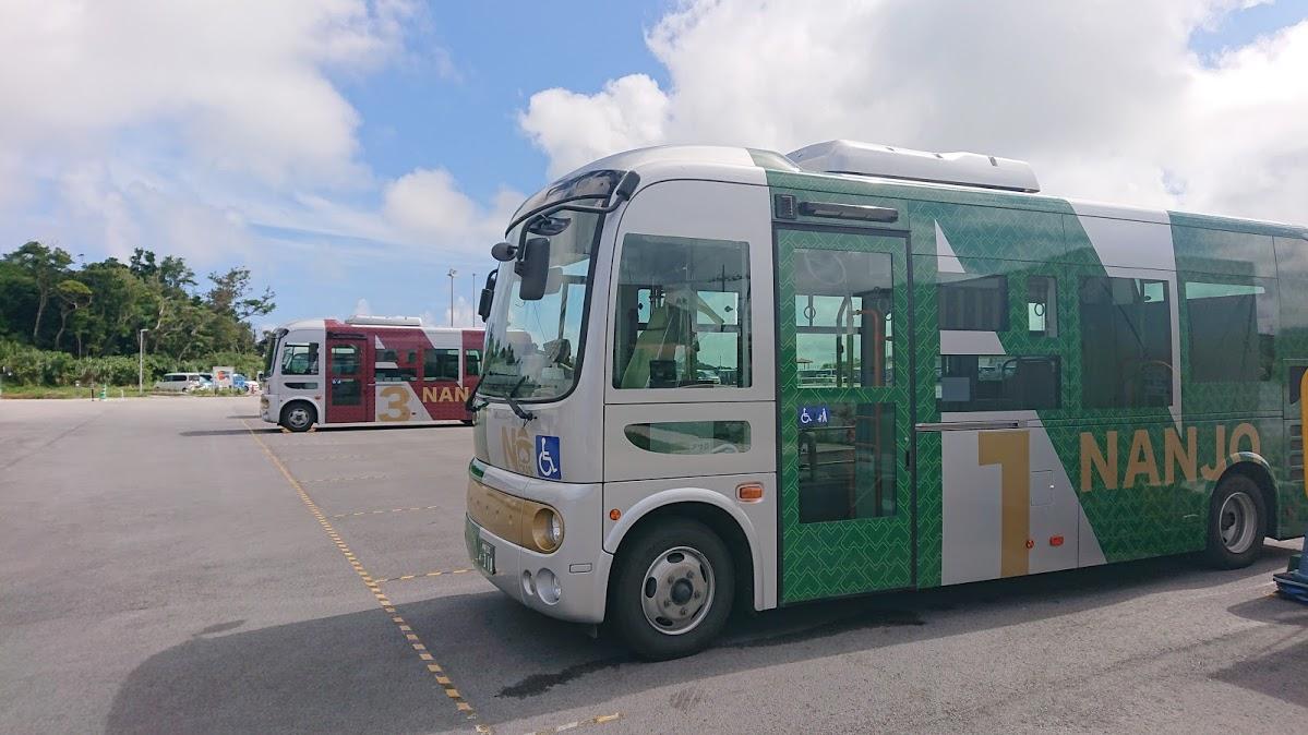 斎場御嶽も新原ビーチも 南城市のNバス利用で沖縄バス旅・観光を楽しもう♪ 1日乗車券もあるよ