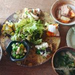 【今帰仁】カフェこくう 気持ちにも身体にも優しい ほっこりするお野菜たっぷりご飯 絶景カフェ
